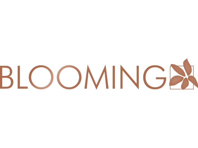 Blooming fabrics